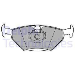 Brake Pads Rear for 276mm brakes